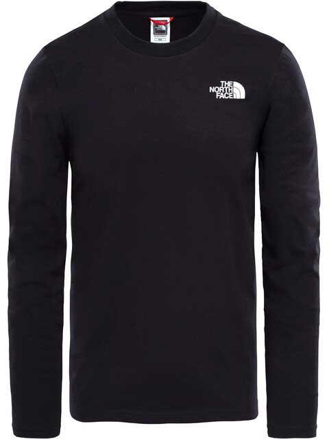 The North Face Easy - T-shirt manches longues Homme - noir